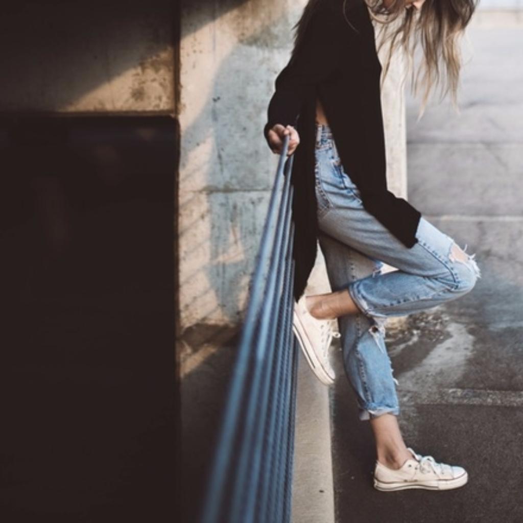Kobiety nie mają za grosz instynktu samozachowawczego