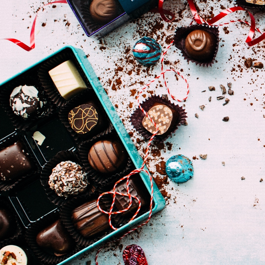 """""""Życie jest jak pudełko czekoladek…"""""""