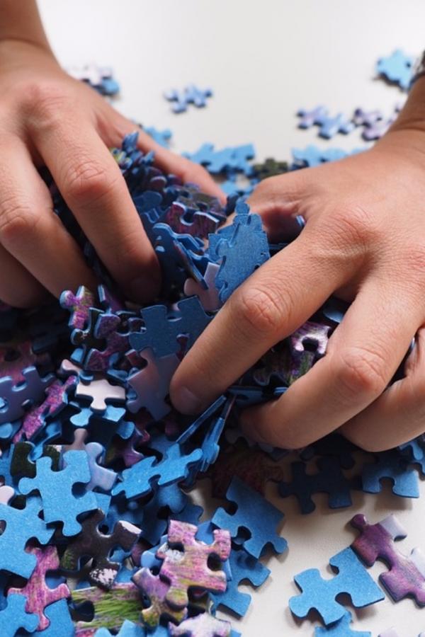 Dlaczego nie warto być puzzlem