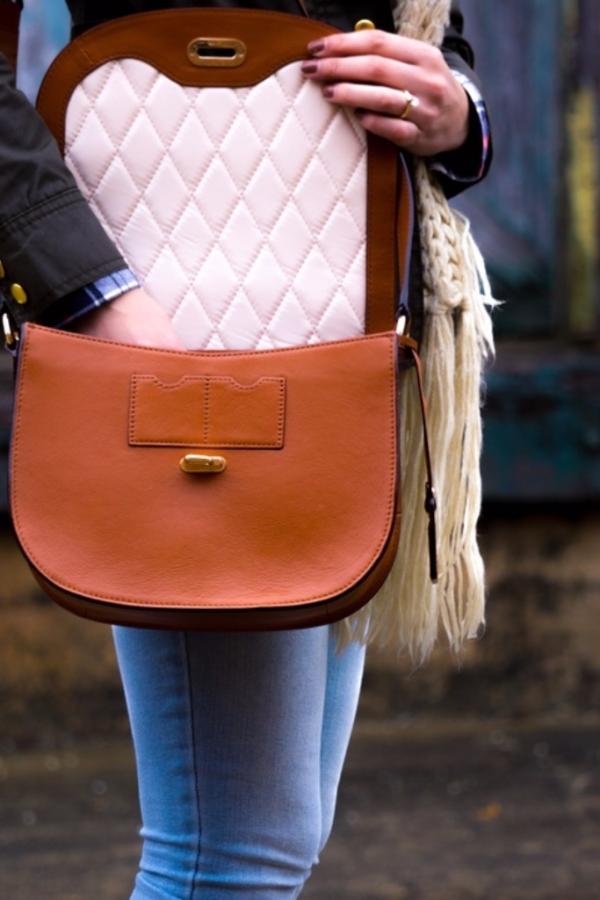 """""""Co twoja torebka mówi o Tobie"""", czyli jak nasza osobowość zamyka się w damskiej torebce."""