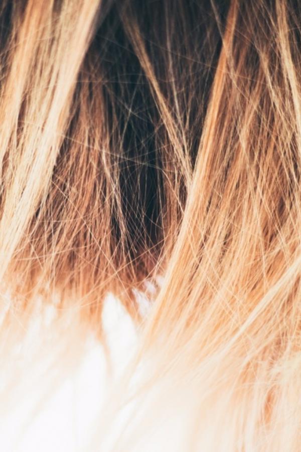 """O """"włos"""" od depresji"""